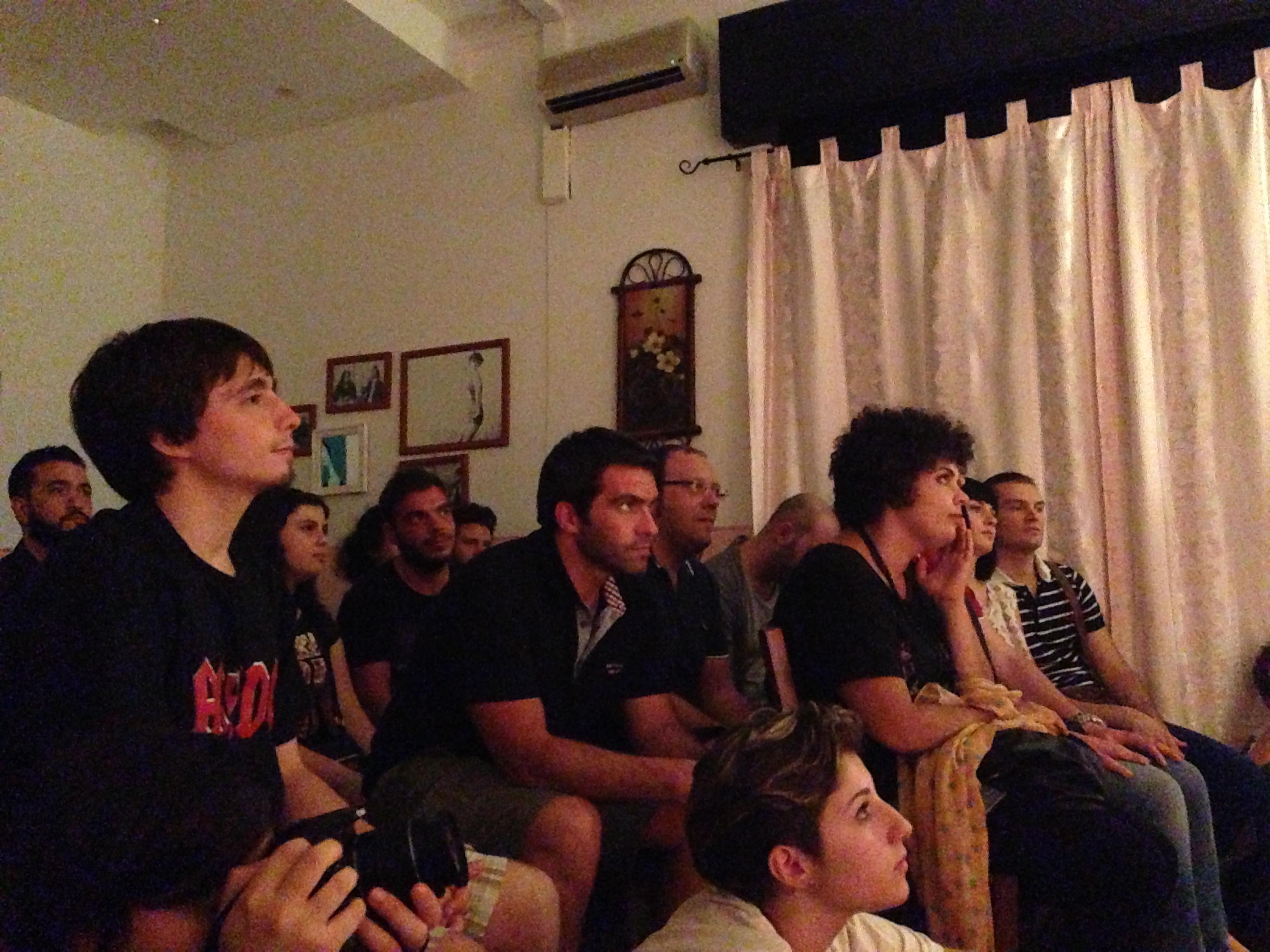 Crowd - Foggia