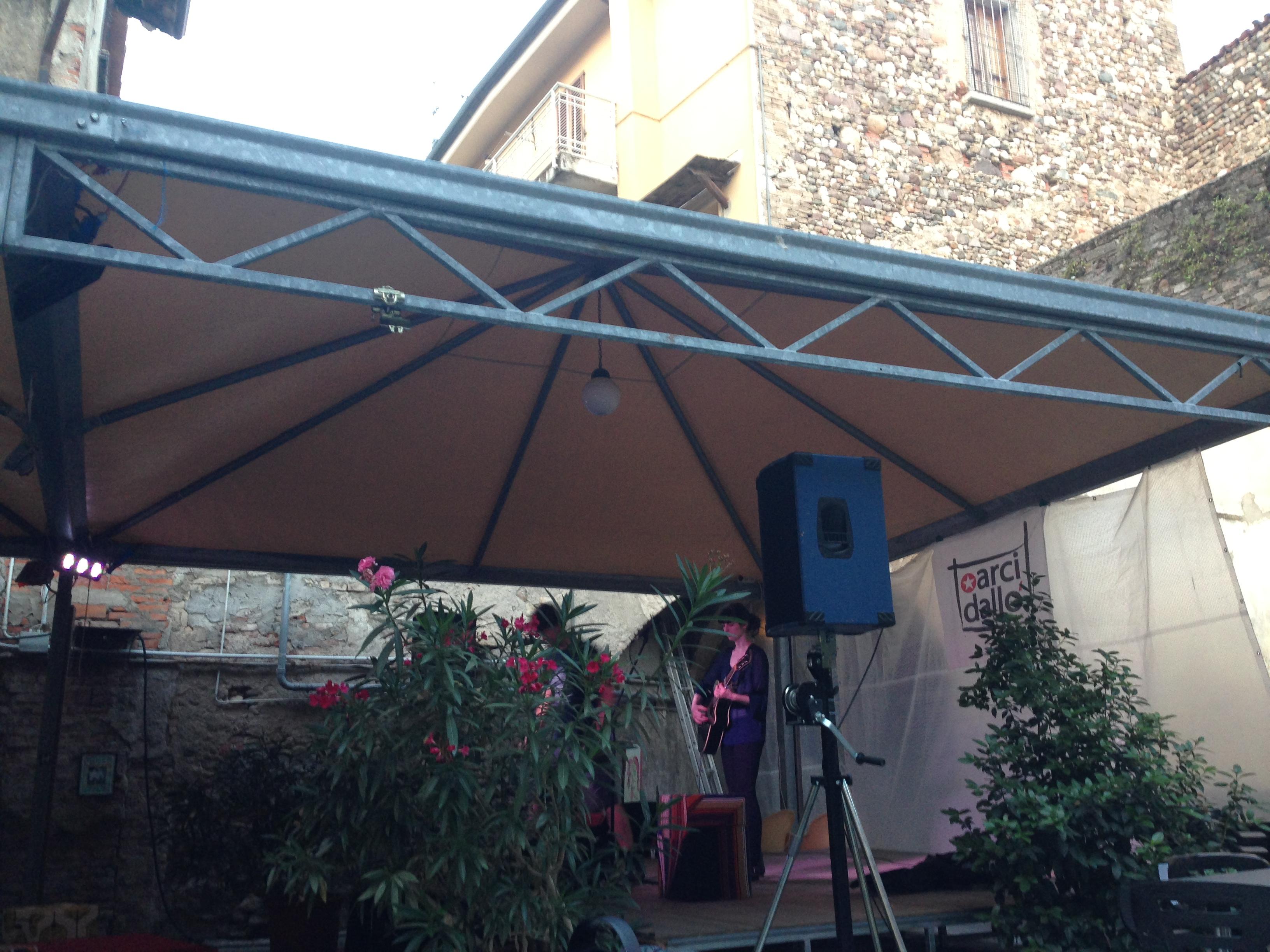 Castiglione Stage