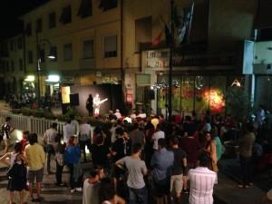 Arezzo Crowd