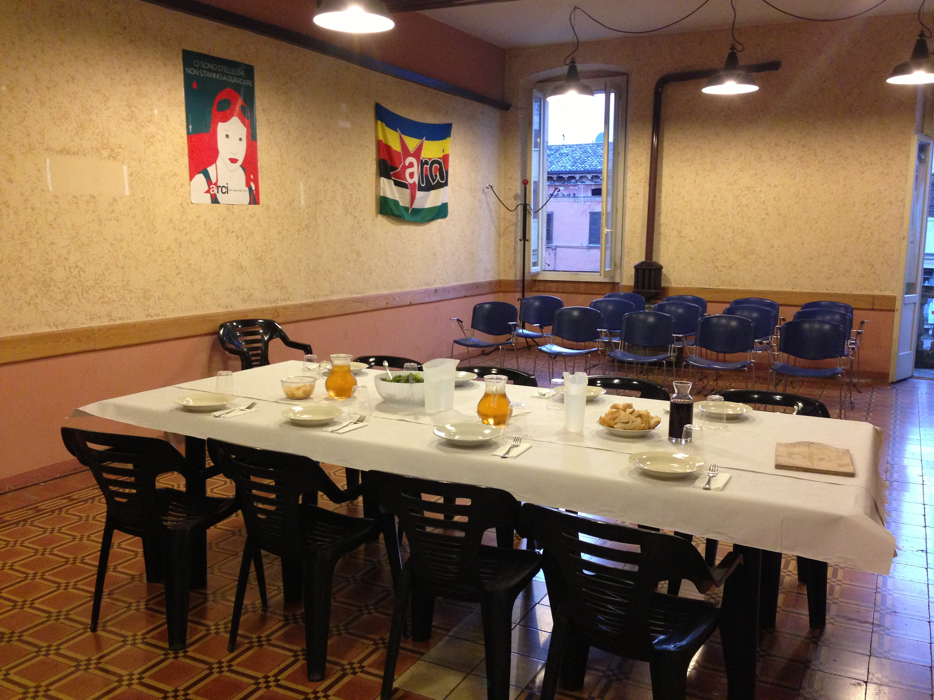 dinner table_Castiglione