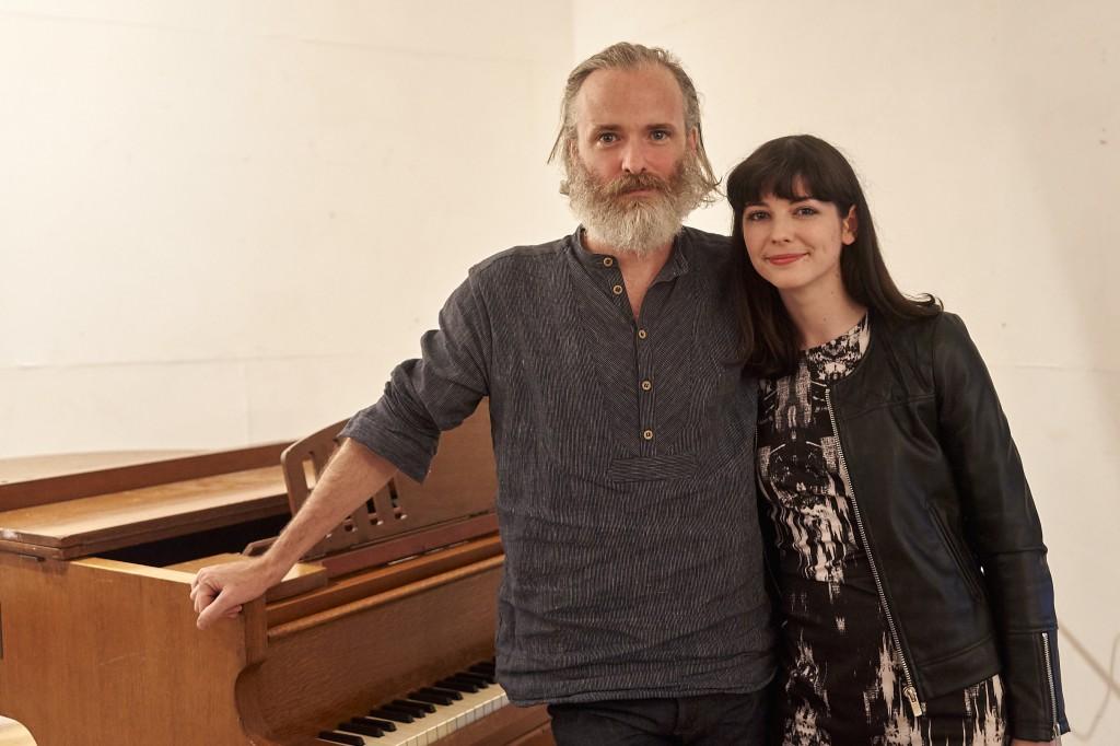 Roxanne de Bastion & Fran Healy