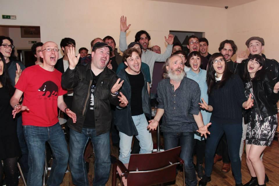 Group - McCartney Pose
